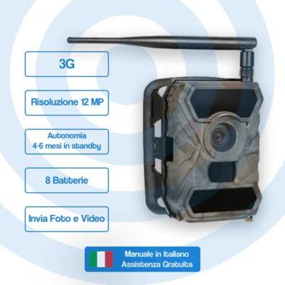 fototrappola professionale SNT-126M-PLUS