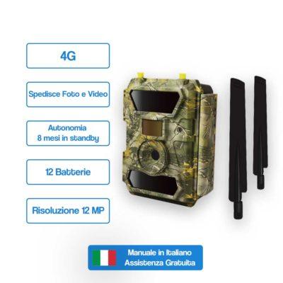 fototrappola professionale SNT-140M