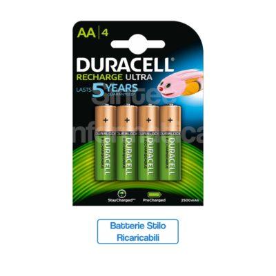 Batterie stilo