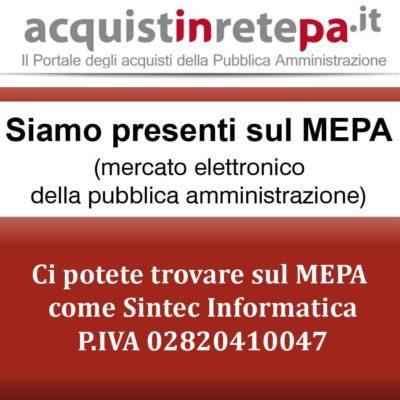 fototrappola acquisti MEPA