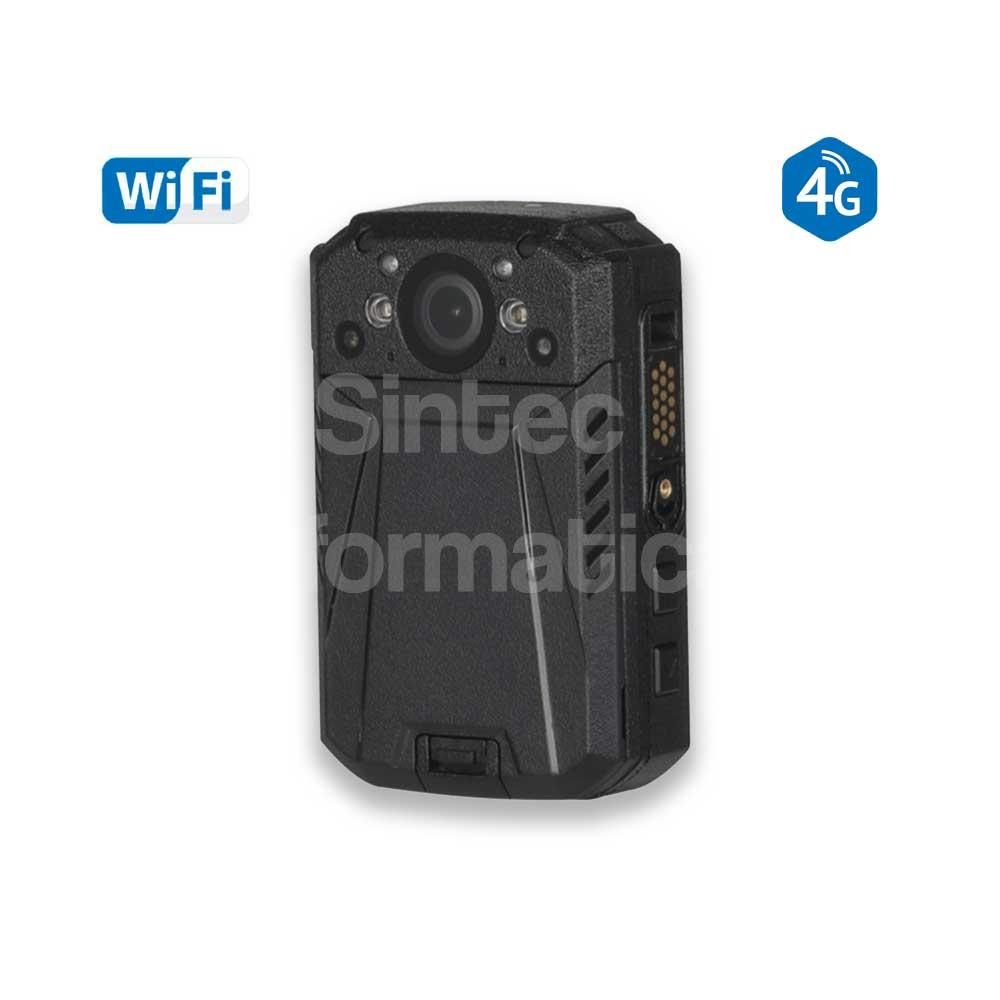 Bodycam Dahua MPT200 -4G - WIFI - Sintec informatica
