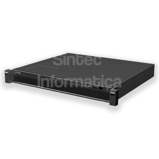 Server Dahua DSS4004 FACE RECOGNITION - RILEVAMENTO TARGHE