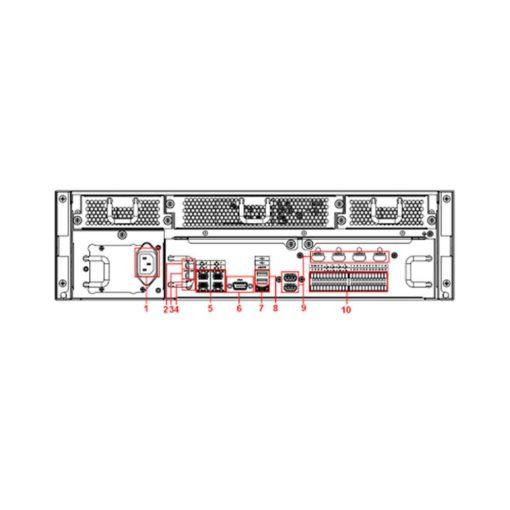 Server Dahua DSS7016D