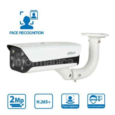 Telecamera Dahua IPC-HFW8242E-Z4FR-IRA-LED