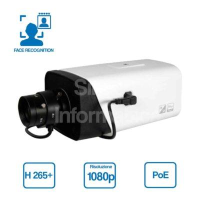 Telecamera FACE RECOGNITION IPC-V313SAWH-2-FACE