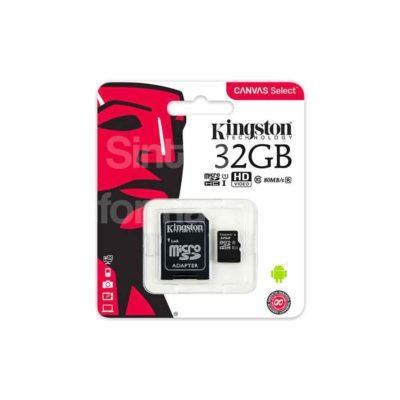 Memoria SD 32GB Kingston SNT-SD01