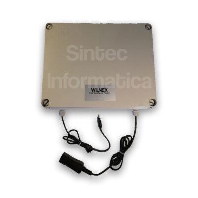 kit di alimentazione esterna + ricarica per fototrappole wilnex SNT-CBKIT10