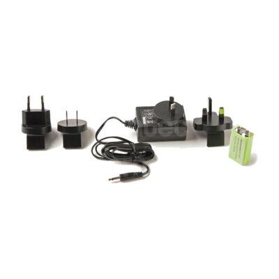 Kit Batterie Ricaricabili 100/220V GARRETT